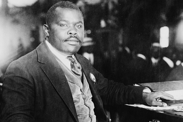 Marcus Garvey Biography 1887–1940