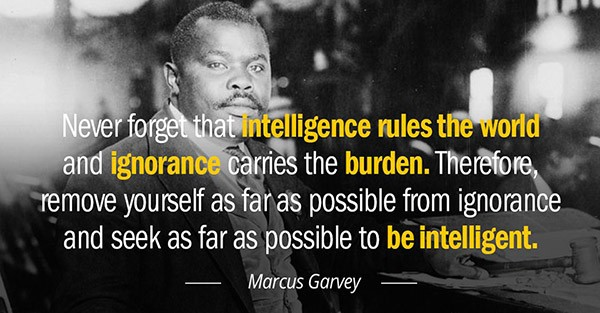 The Life and Theories of Marcus Garvey